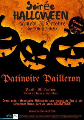 Pailleron fête Halloween 2015