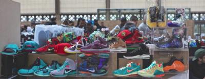 Sneakers Event Paris 2015