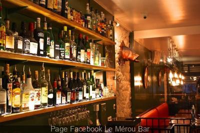 Le Mérou Bar à Paris