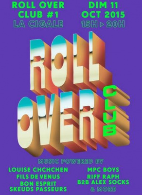 Roll Over Club à La Cigale