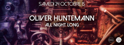 Oliver Huntemann All Night Long au Zig Zag Club
