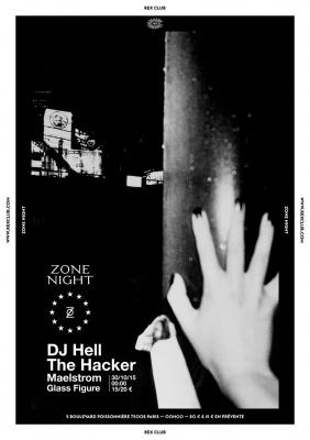 Zone Records au Rex Club avec DJ Hell