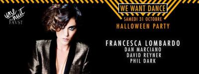 We Want Dance au Faust avec Francesca Lombardo