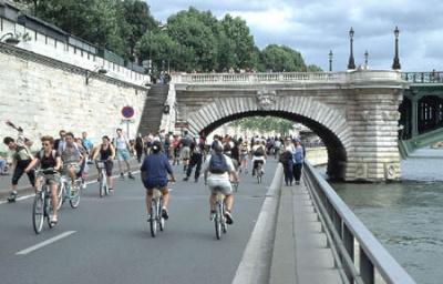 Paris Vélo Festival : course à vélo ouverte à tous