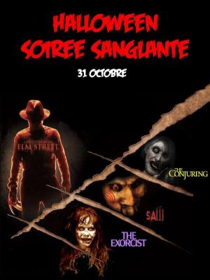 Halloween 2015 : soirée sanglante au Grand Rex de Paris