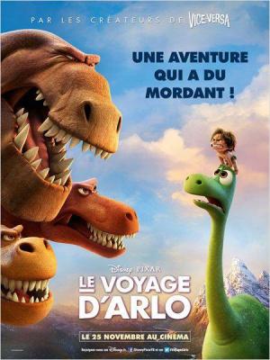 Le Voyage d'Arlo : l'avant-première officielle au Grand Rex de Paris