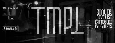 TMPL Party au Showcase avec Baauer et Novelist