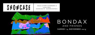 Bondax & Friends au Showcase