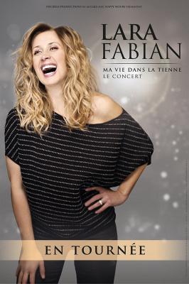 Lara Fabian en concert au Palais des Congrès de Paris en 2016
