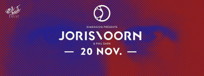 Dimension au Faust avec Joris Voorn