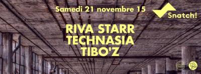 Riva Starr au Zig Zag Club