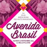 Avenida Brasil #52 à La Bellevilloise