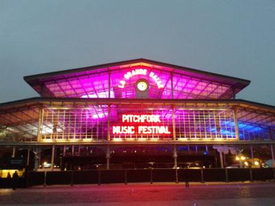 Pitchfork Music Festival Paris 2015 : Report Samedi 31 Octobre 2015
