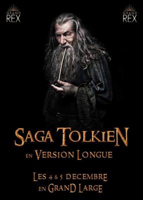 Marathon Tolkien en version longue au Grand Rex de Paris