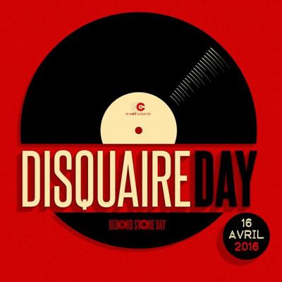 """""""Disquaire Day / Record Store Day"""" 2016 : sixième édition à Paris"""