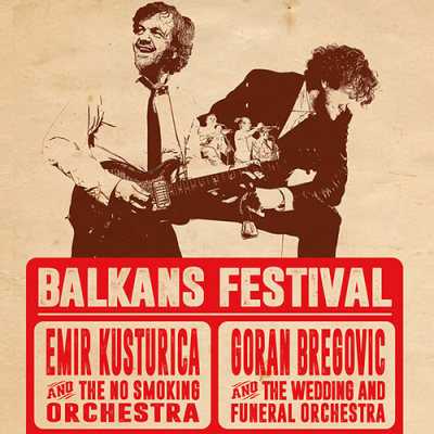 Balkans Festival au Zénith de Paris en 2016