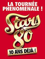 Stars 80 de retour au Zénith de Paris en 2017