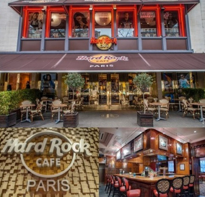 r veillon 2016 james bond au hard rock cafe paris. Black Bedroom Furniture Sets. Home Design Ideas