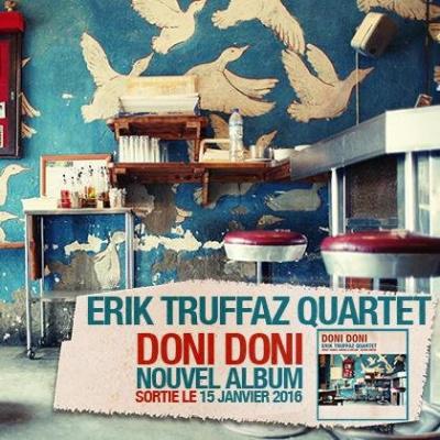 Erik Truffaz Quartet en showcase à la Fnac des Ternes
