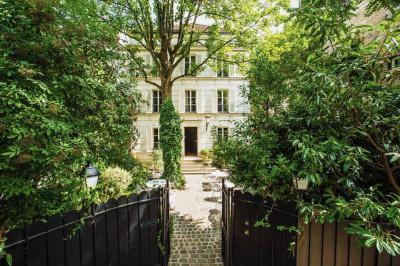 Réveillon 2016 à l'Hôtel Particulier Montmartre