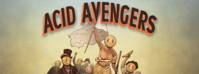 Acid Avengers à La Java avec Ekman