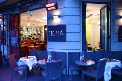 Nouvel an russe 2016 l 39 ikra - Restaurant nouvel an paris ...