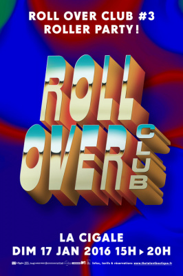 Roll Over Club #3 à La Cigale