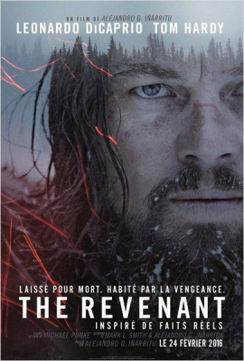 The Revenant en avant-première au Grand Rex de Paris