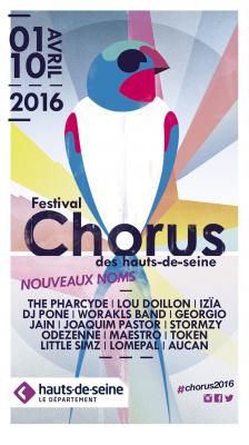 Festival Chorus 2016 à La Défense : dates, programmation et réservations