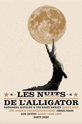Les Nuits de l'Alligator 2016 à Paris : dates, programmation et réservations
