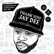 Thank You Jay Dee – Special 10 ans – à La Bellevilloise