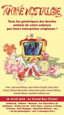 Animé Nostalgie : le concert au Grand Rex de Paris