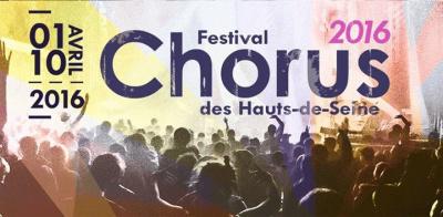 Le Festival Chorus des enfants 2016