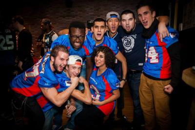 Super Bowl 2016 à Paris : retransmission de la finale au Belushi's Paris Canal