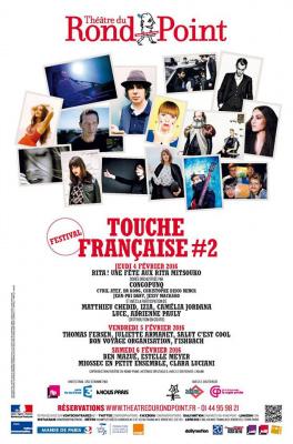 Touche Française #2 au Théâtre du Rond-Point