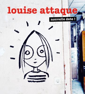 Louise Attaque : concert supplémentaire au Zénith de Paris en 2016