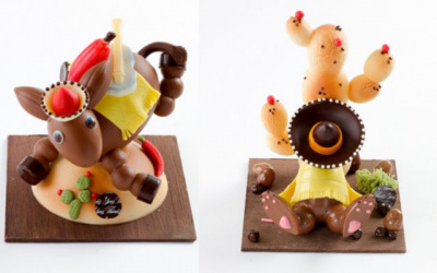 Pâques 2016 by les Chocolats Yves Thuriès