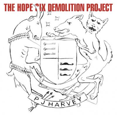 Sortie du nouvel album de PJ Harvey le 15 avril 2016