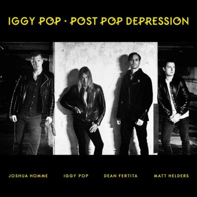 Post Pop Depression : le nouvel album d'Iggy Pop avec Josh Homme