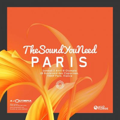 TheSoundYouNeed Festival 2016 à Paris : dates, programmation et réservations