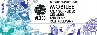 Mobilee au Showcase avec Anja Schneider