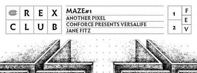 Maze #1 au Rex Club
