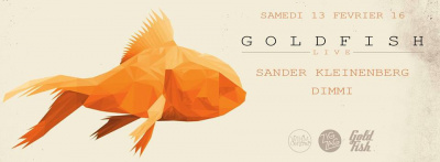 Goldfish en live au Zig Zag Club