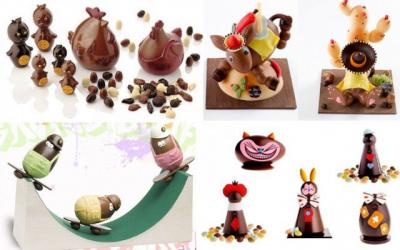 Pâques 2016 : les meilleurs chocolats de Paris