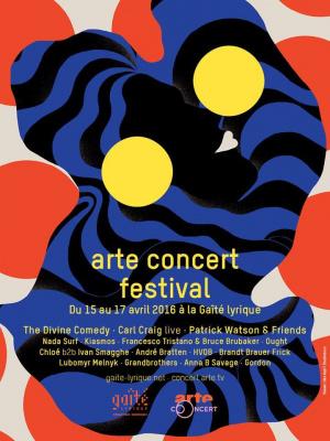 ARTE Concert festival : première édition à la Gaîté Lyrique
