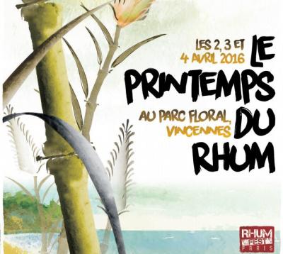 Rhum Fest Paris 2016 au Parc Floral