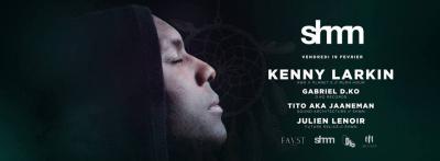 Faust x SHMN avec Kenny Larkin