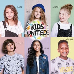 Kids United en concert à l'Olympia de Paris en mai 2016