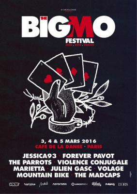 The Big Mo Festival débarque au Café de la Danse