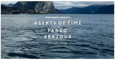 Showcase X Open Minded avec Agents Of Time